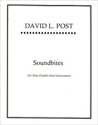Soundbites, a Burlesque for Nine Wind Instruments (2001) recording