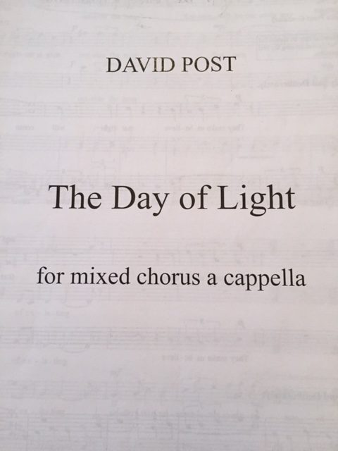 The Day of Light (2015) recording
